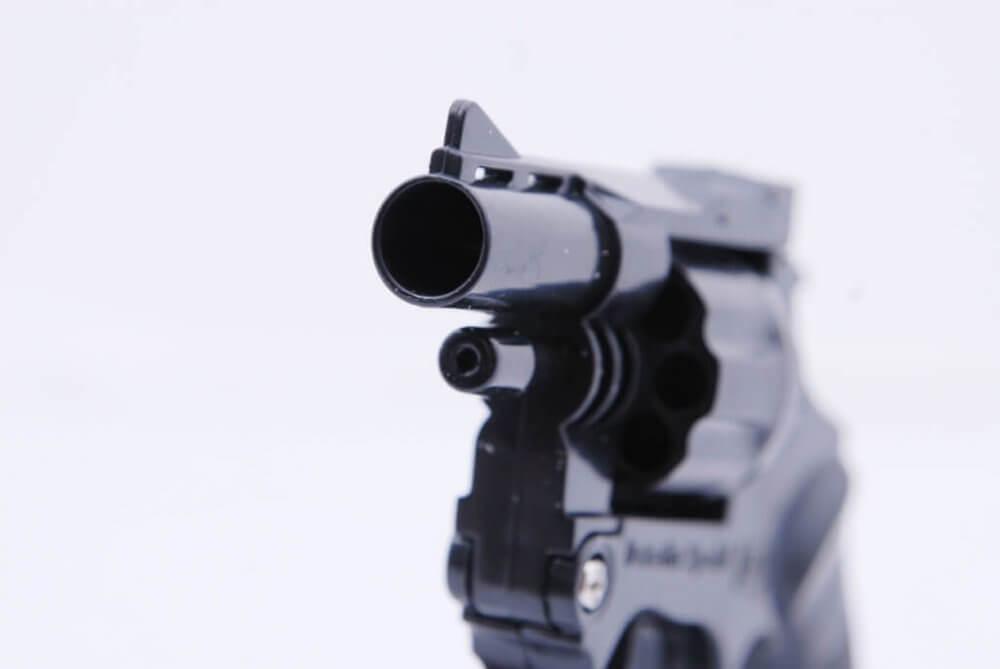意識の銃口を相手に向ける